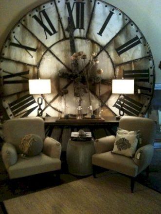 Big Clock Decor