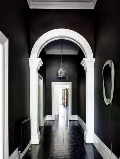 Black and White Decor Ideas 38