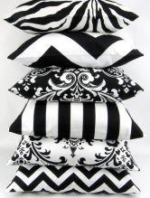 Black and White Decor Ideas 68