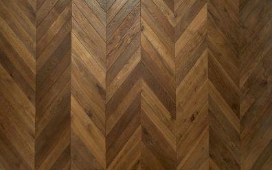 Chevron Pattern Wood Flooring