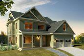 Colonial Farmhouse House Plans