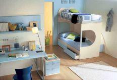 Cozy Bed Loft Ideas For Beloved Twin Kids 181