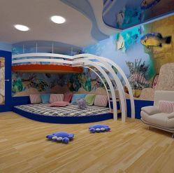 Cozy Bed Loft Ideas For Beloved Twin Kids 291