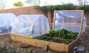 DIY Cold Frame Garden Box 5