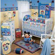 Disney Mickey Mouse Baby Nursery