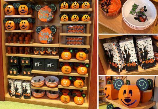 Disneyland Merchandise Halloween 2016