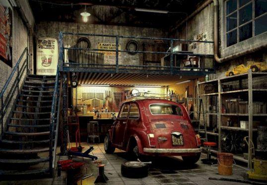 Dream House with Underground Garage