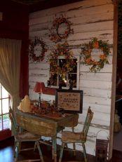 Entryway Table Decor Ideas for Fall 4