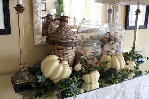 Fall Buffet Table Decorating Ideas 2