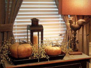 Fall Buffet Table Decorating Ideas 8