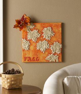 Fall Decor Craft Ideas