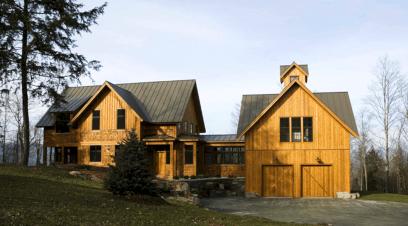 Farmhouse Style Architecture
