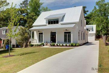 Farmhouse Style Homes Atlanta