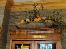 Foyer Entrance Fall Decorating Ideas 4