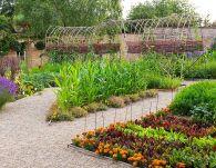 French Vegetable Garden Design
