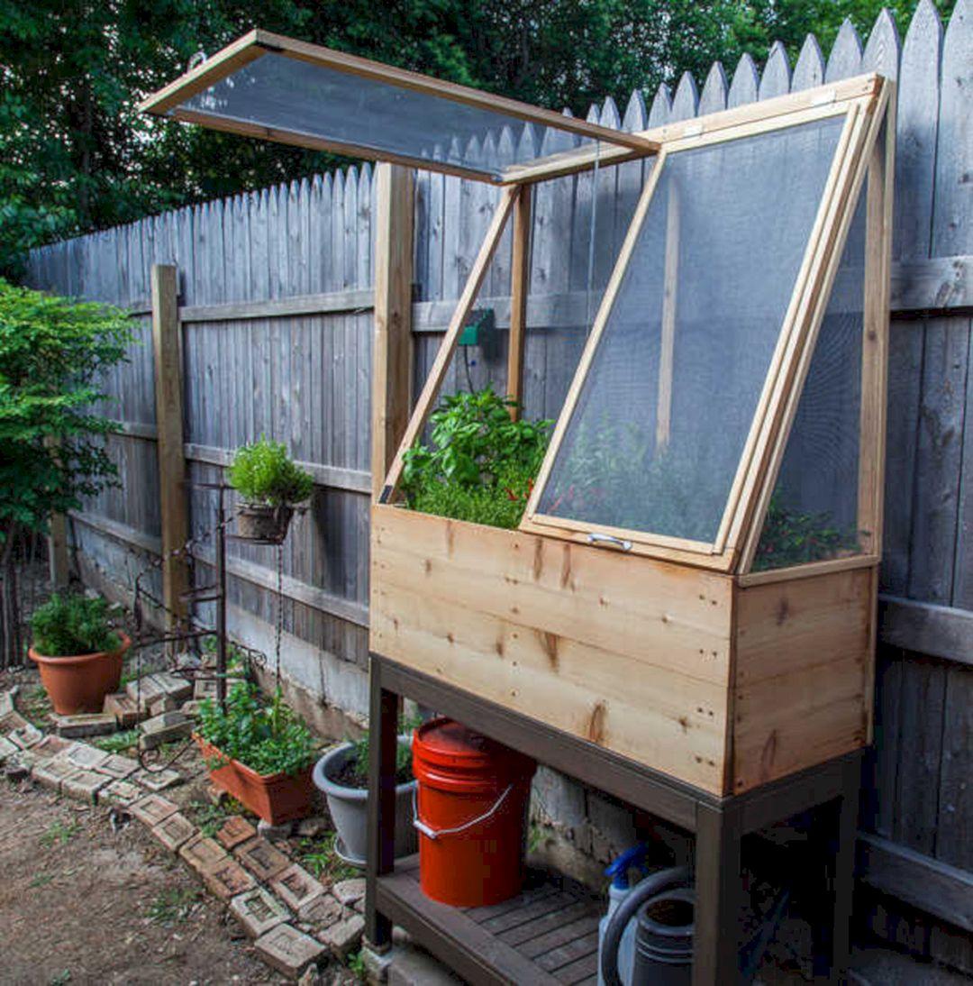 Greenhouse Raised Herb Gardens 4 Decoredo