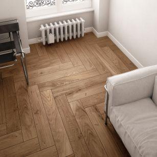 Herringbone Wood Floor Chevron Pattern