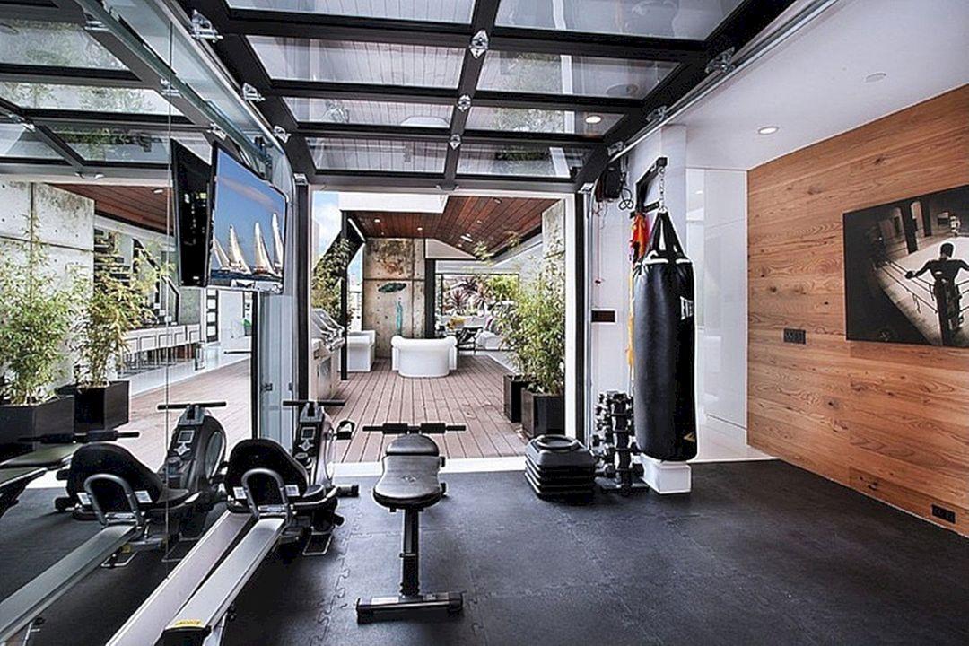 Home Gym Design Ideas 6 – DECOREDO