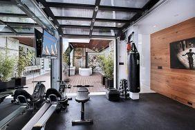 Home Gym Design Ideas 6