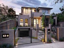 House with Underground Garage Ideas