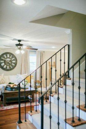 Joanna Gaines Fixer Upper Stairs