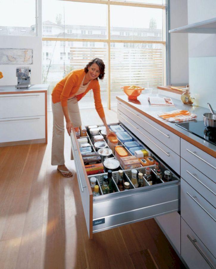 Kitchen Cabinet Storage Accessories Ideas