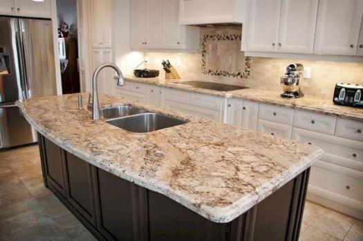 Kitchen Quartz Granite Countertops