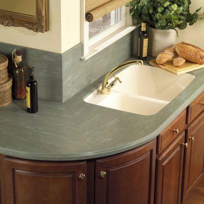 Kitchen Sink Countertop Ideas