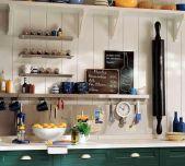 Kitchen Wall Storage Ideas