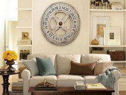 Large Living Room Wall Decor Ideas