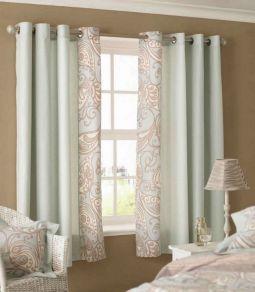 Living Room Window Curtains Idea