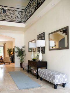 Long Entryway Decorating Ideas