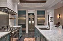 Luxurious farmhouse kitchen design ideas