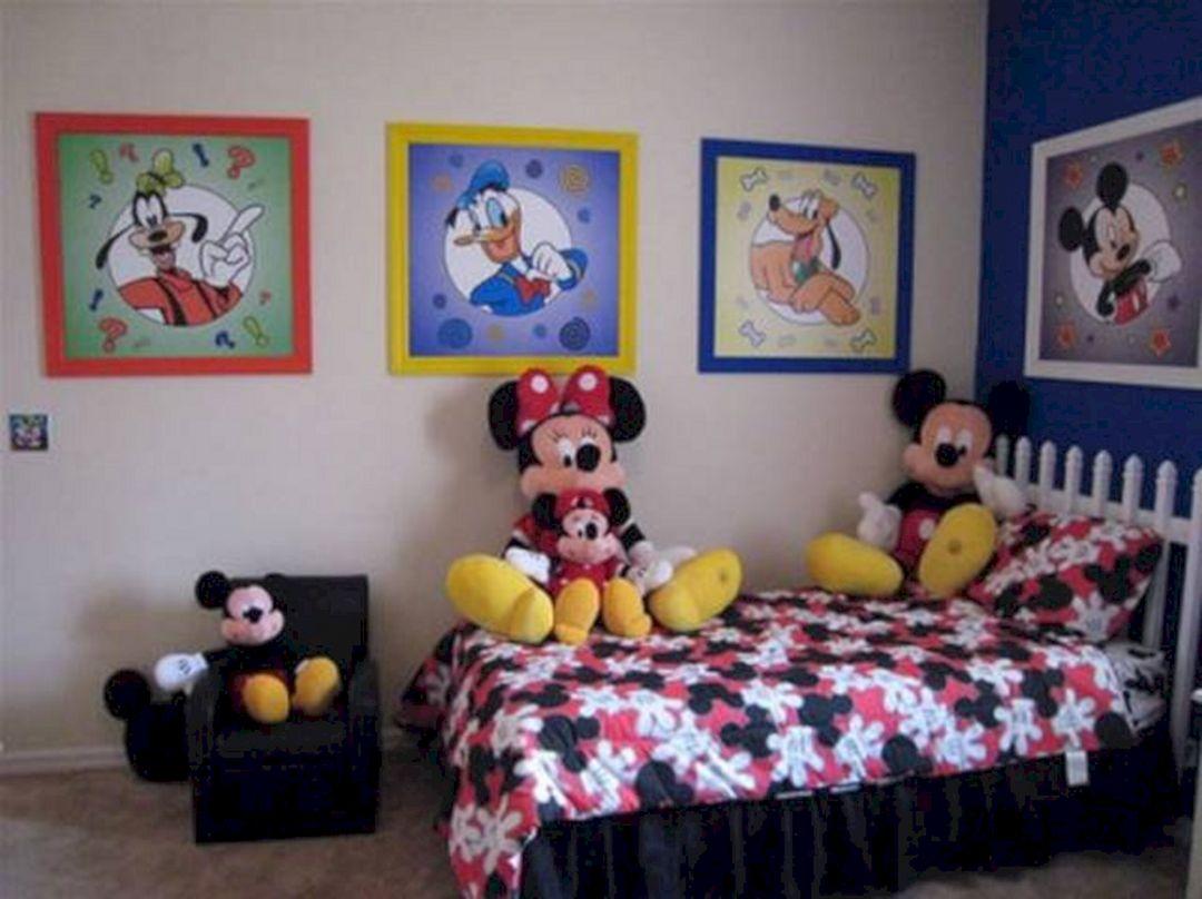 35 Best Disney Decorations Ideas For Happy Your Kids Decoredo
