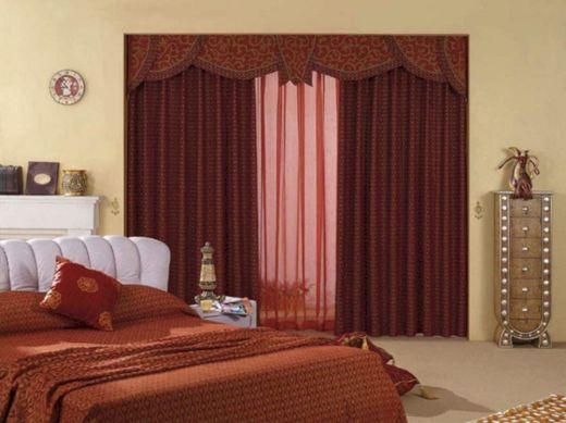 Modern Home Design Curtains