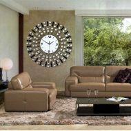 Modern Living Room Wall Clock