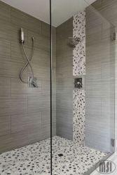 Amazing Rock Wall Bathroom You Need to Impersonate 18