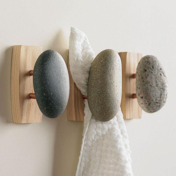 Beautiful Rock Bathroom Ideas