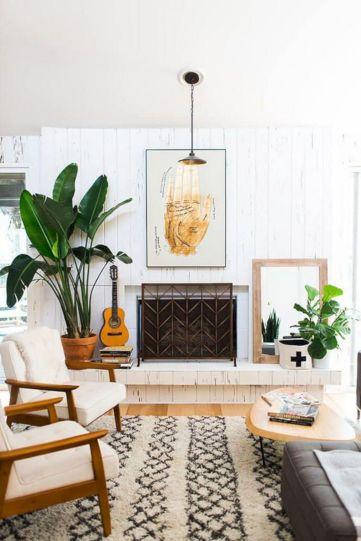 Awesome Modern Vintage Decor Ideas 0133