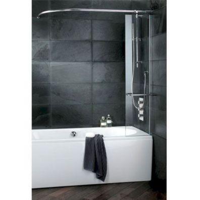 Bath Screen Shower Curtain Atlas