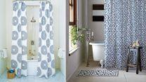 Bathroom Shower Curtain Idea