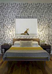 Beautiful Bedroom Wallpaper Decorating Ideas 10