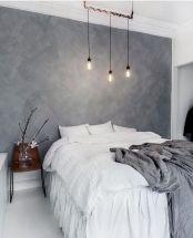 Beautiful Bedroom Wallpaper Decorating Ideas 14