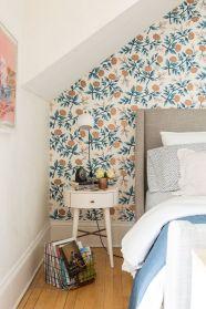Beautiful Bedroom Wallpaper Decorating Ideas 20