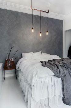 Beautiful Bedroom Wallpaper Decorating Ideas 23