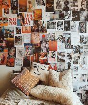 Beautiful Bedroom Wallpaper Decorating Ideas 24