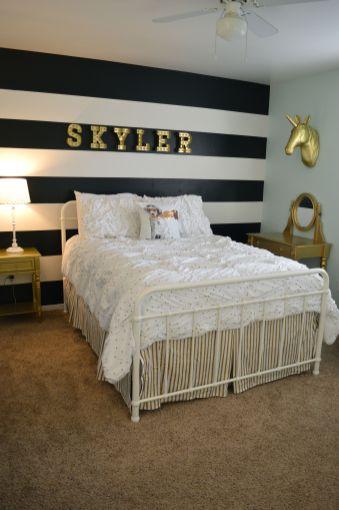Beautiful Bedroom Wallpaper Decorating Ideas 26