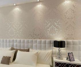 Beautiful Bedroom Wallpaper Decorating Ideas 28
