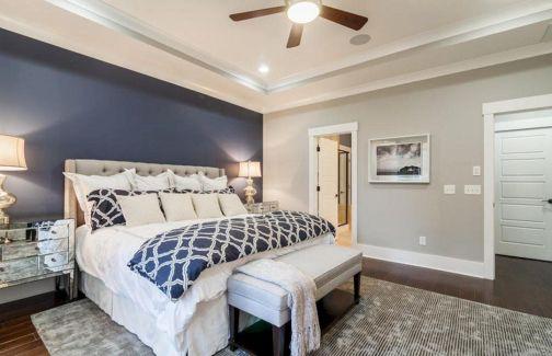 Beautiful Bedroom Wallpaper Decorating Ideas 29