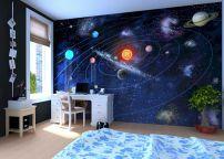 Beautiful Bedroom Wallpaper Decorating Ideas 30